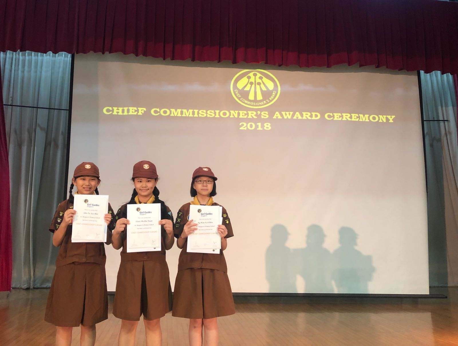 Our 3 proud recipients of the Chief Commissioner's Award 2018!.jpg